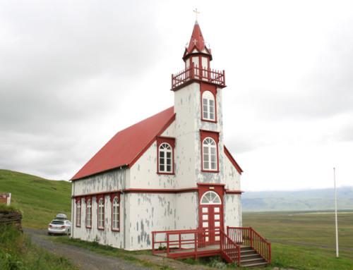 Hlíðarendakirkja